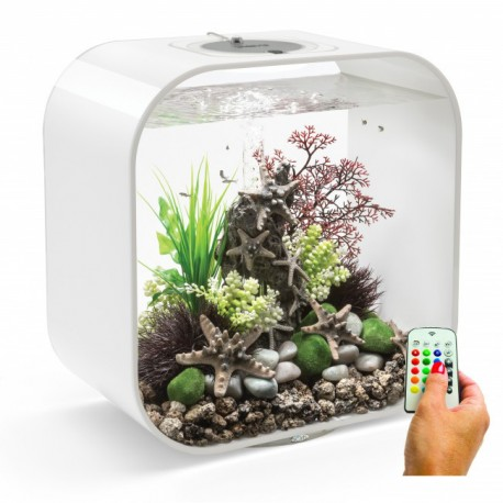 biOrb LIFE 30 White - Aquarium MCR LED