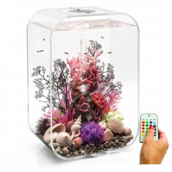 biOrb LIFE 45 Clear Aquarium MCR LED