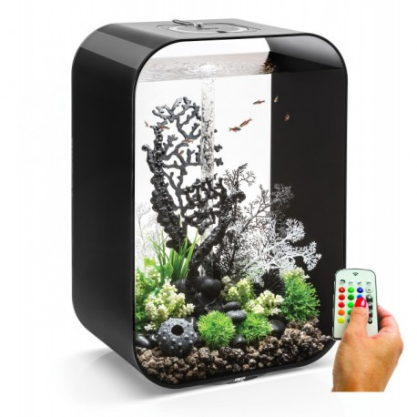 biOrb LIFE 60 Black Aquarium MCR LED