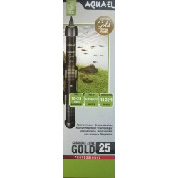 Aquael Comfort Zone Gold 25W Heater