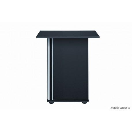 Aquael AluDecor Cabinet Stand Black 60