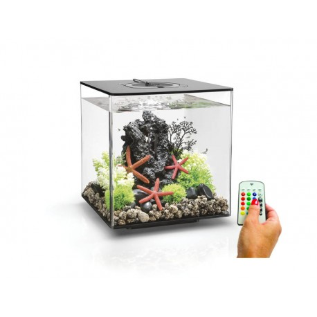 biOrb CUBE 30 Black Aquarium MCR LED