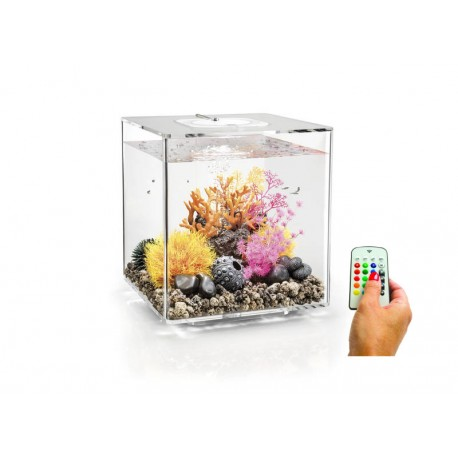 biOrb CUBE 30 Clear Aquarium MCR LED