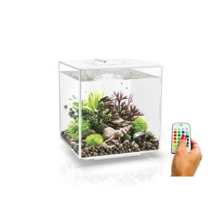 biOrb CUBE 30 White Aquarium MCR LED