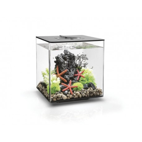 biOrb CUBE 30 Black Aquarium Standard LED