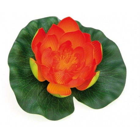 Pontec PondoLily Orange Lily Decoration