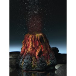 Superfish Volcano Deco LED Ornament