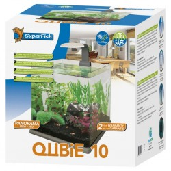 SuperFish Qubie 10 Aquarium Red