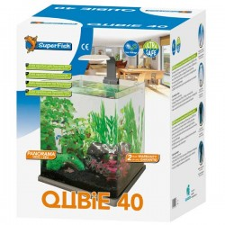 SuperFish Qubie 40 Aquarium