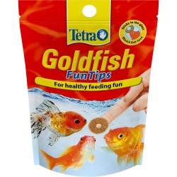 Tetra Goldfish Fun Tips Tablets (20 pcs)