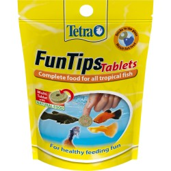 Tetra Fun Tips Tablets (75 pcs)