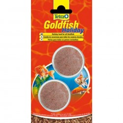 Tetra Goldfish Holiday 2x 12g