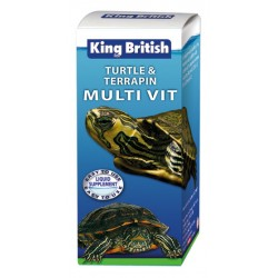King British Turtle & Terrapin Multi Vit