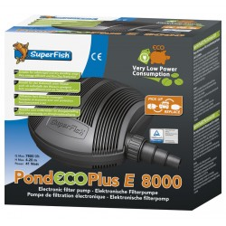 Superfish Pond Eco Plus E 8000 Pump
