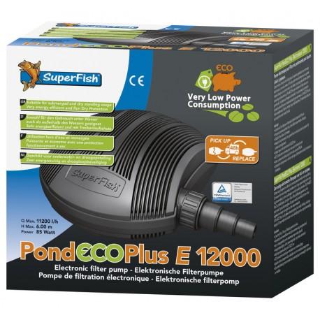 Superfish Pond Eco Plus E 12000 Pump