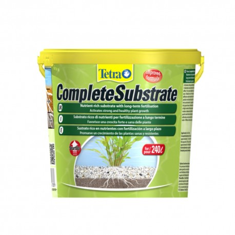 tetra complete substrate 10kg plant nutrient substrate. Black Bedroom Furniture Sets. Home Design Ideas
