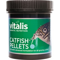 Vitalis Catfish Pellets XS 120g