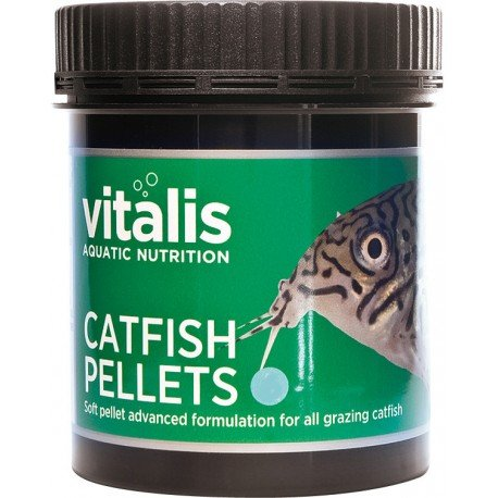 Vitalis Catfish Pellets XS 120g