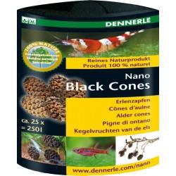 Dennerle Black Cone Alder Cones - 25pcs