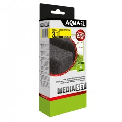 Aquael Unifilter/UV 500 Sponge Set (2 pcs)