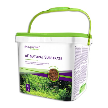 Aquaforest AF Natural Substrate 10L