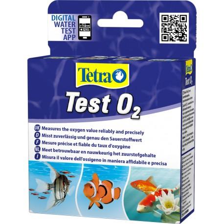 Tetra Test O2 Oxygen