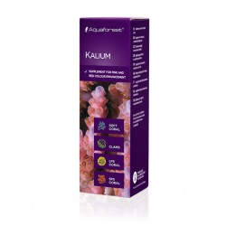 Aquaforest Kalium 10ml - Potassium Supplement