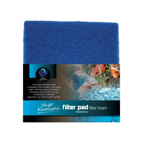 Hugo Kamishi Filter Foam Pad Fine