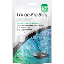 Seachem Large Zip Bag - Media Bag