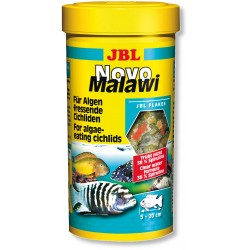 JBL Novo Malawi 250ml Cichlid Food
