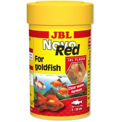 JBL Novo Red 100ml Goldfish Flakes