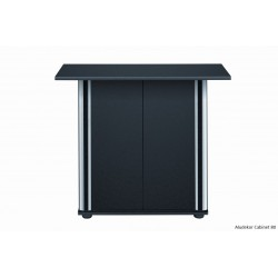 Aquael AluDecor Cabinet Stand Black 75