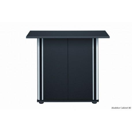 Aquael AluDecor Cabinet Stand Black 75