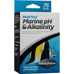 Seachem MultiTest High pH & Alkalinity