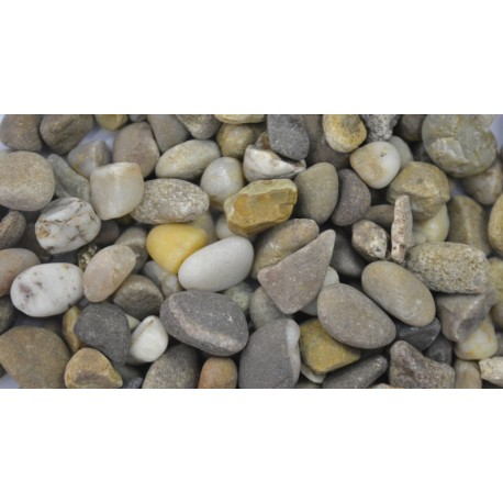 Unipac Natural Round Gravel 10mm 2kg