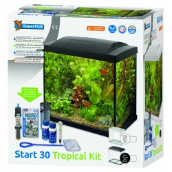 Superfish Start 30 Tropical Tank Set (25L) Black