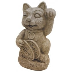 Superfish Zen DecoFortune Cat Ornament