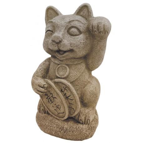 Superfish Zen DecoFortune Cat Ornament