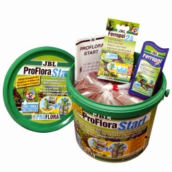 JBL ProFlora Start Set 200 (Substrate & Plant Food)