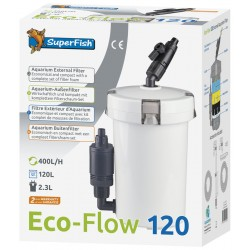 Superfish Eco-Flow 120 External Filter