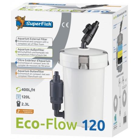 Superfish Eco-Flow 120 External Filter