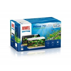 Juwel Primo 70 LED White Aquarium Set