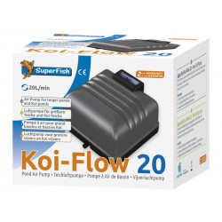 SuperfishKoi-Flow 20 1200LPH Air Pump