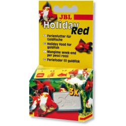 JBL Holiday Red Goldfish Food