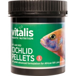 Vitalis Central/South American Cichlid Pellets M 300g