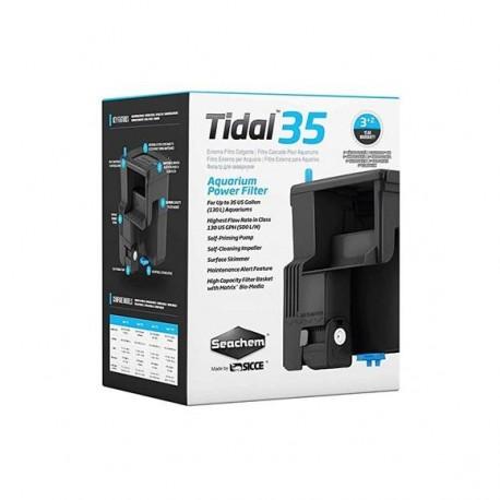 Seachem Tidal 35 Power Filter (HOB)