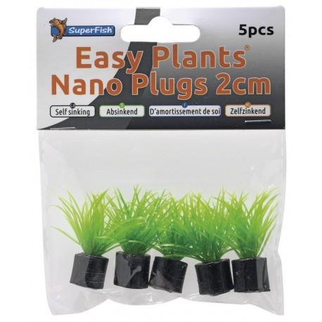 Superfish Easy Plant Nano Plugs 2cm
