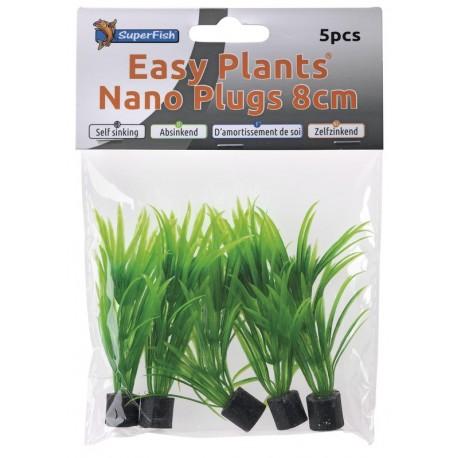 Superfish Easy Plants Nano Plugs 8cm (5 pcs)