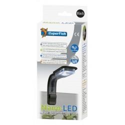 Superfish Nano LED Light Black 0.6W