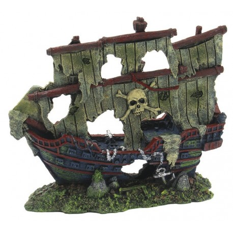 Superfish Shipwreck M